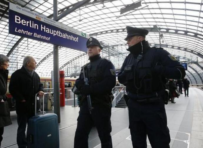 Sei arresti a Berlino