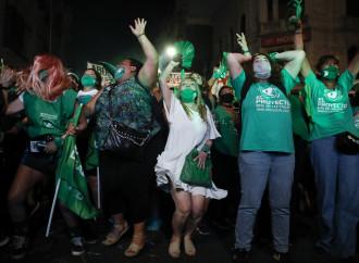 Argentina, il ruolo (e i soldi) delle multinazionali dell'aborto