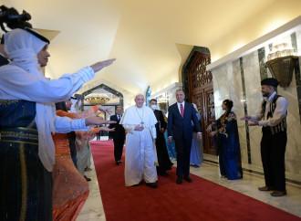 «Il Papa chiede pieni diritti per i cristiani in Iraq»
