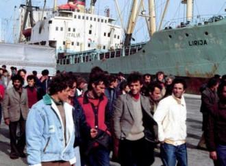 La carità (cristiana) che aprì le porte agli albanesi