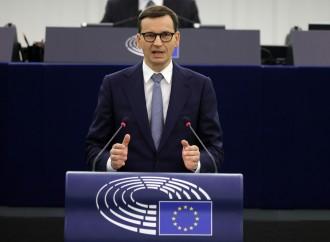 La lettera di Morawiecki alle istituzioni dell'Ue