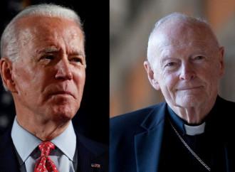 Mc Carrick, la rete Democrat e quell'amicizia con Biden