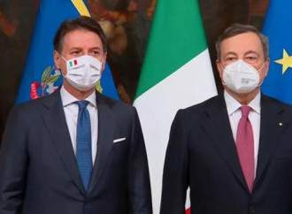 Draghi e la fine dei social al governo