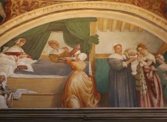 Natività di Maria, una quotidiana famigliarità