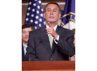 Ecco la nuova Camera USA del cattolico John Boehner