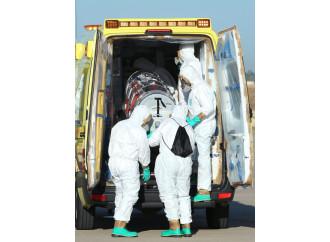 Ebola, il virus si sconfigge in Africa