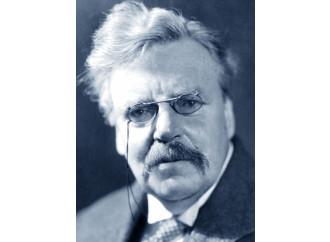 Chi tira per la giacca Chesterton?