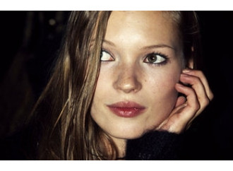 Kate Moss,  Baricco e la bellezza