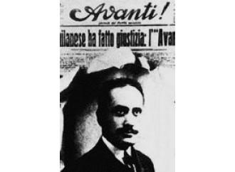 Mussolini, dal socialismo al fascismo