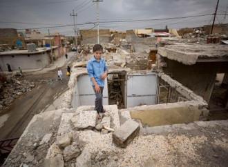 I profughi iracheni scesi sotto i due milioni