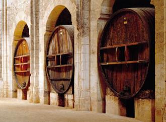 Il vino in abbazia: per Dio e per ospitalità