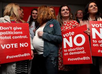 Referendum sull'aborto, il diritto alla vita sotto attacco