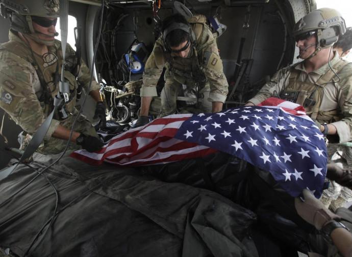Afghanistan, al fronte: funerale ai caduti