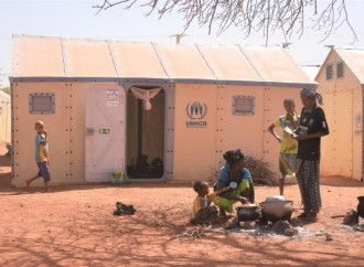 Aumentano i profughi in Burkina Faso