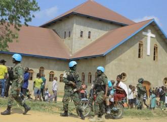 Primo attacco jihadista a una chiesa nell'est del Congo
