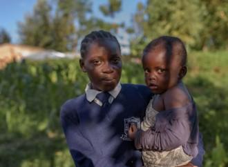 Milioni di giovani madri non torneranno a scuola in Africa