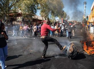 In Sudafrica cresce la violenza contro gli immigrati africani