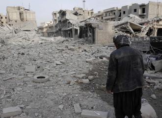 Afrin, curdi sconfitti. Violenza turca, vergogna europea