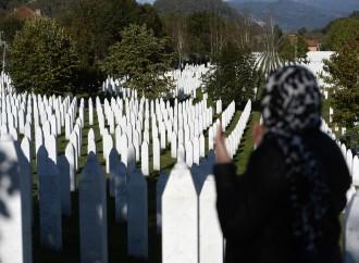 Srebrenica, memoriale del genocidio