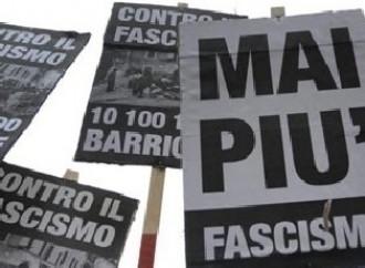 Antifascismo, una maschera del fallimento della sinistra