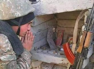 """""""Turchi e azeri ci vogliono morti, noi armeni difendiamo la cristianità"""""""