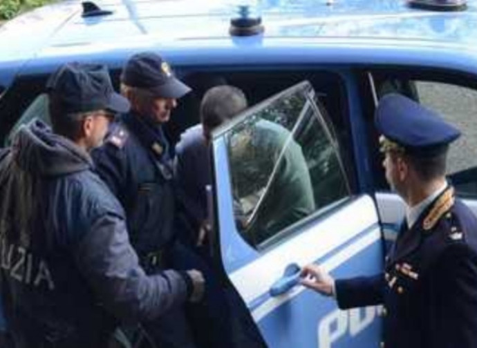 L'arresto a Nuoro