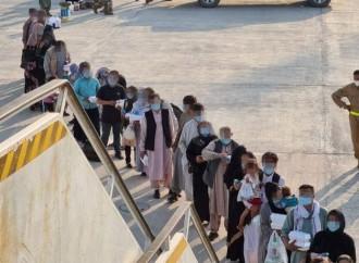 È salva una famiglia cristiana di Kabul