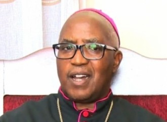 Monsignor Ruwai'chi in Tanzania esorta i sacerdoti a vaccinarsi