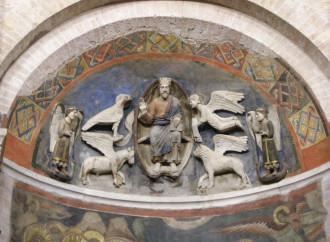 Gli animali dell'Apocalisse e i quattro Evangelisti