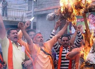 Uttar Pradesh, 195 episodi di violenza contro i cristiani in dieci mesi