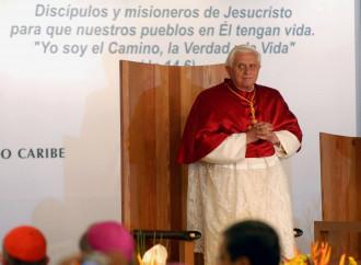 Benedetto XVI ad Aparecida: una luce per oggi