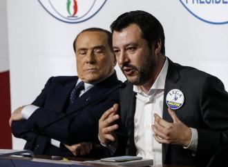 La Lega mangia Forza Italia a partire dall'Abruzzo
