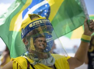 Covid in Brasile: epidemia mediatica contro Bolsonaro