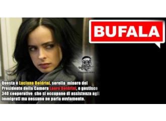 Bufale e contro-bufale, solo per imporre la censura