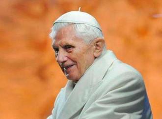 Rapporto ebrei-cristiani, critiche a Benedetto XVI