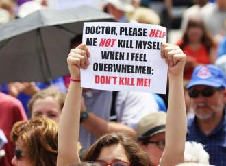 Ontario: spinta all'eutanasia che cresce del 33%