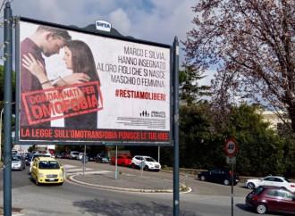 Omofobia, un Ddl nello stile di uno Stato totalitario