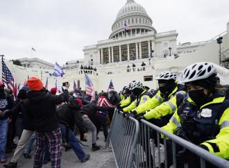 Un Tea Party al Campidoglio blocca la conferma di Biden