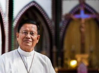 Myanmar e Cina, l'appello di Bo per i cristiani perseguitati