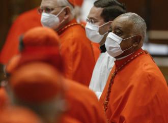 Concistoro in mascherina per i nuovi cardinali