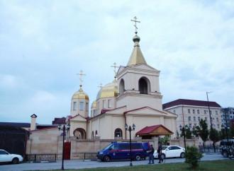 L'Isis ha rivendicato l'attacco del 19 maggio alla chiesa di Michele Arcangelo a Grozny