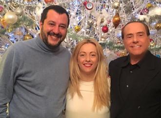 Ad Arcore, Berlusconi detta le regole a Salvini
