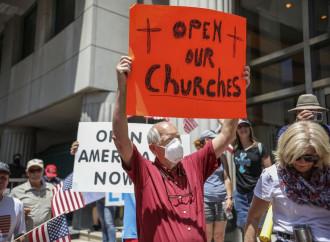 """Covid: protestanti vs Stato """"salvano"""" la cattolicità"""