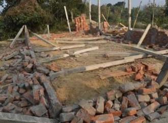 Furti, atti vandalici e chiese demolite in Bangladesh
