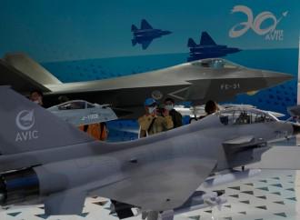 La Cina gioca alla guerra, Occidente messo alla prova