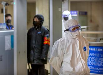 Capodanno col virus, la Cina davanti al problema igiene
