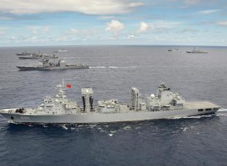 L'aggressività della Cina infiamma l'Asia-Pacifico