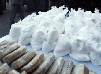 Covid e lockdown: epidemia da cocaina in Europa