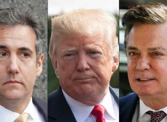 I casi Cohen e Manafort non sono da impeachment