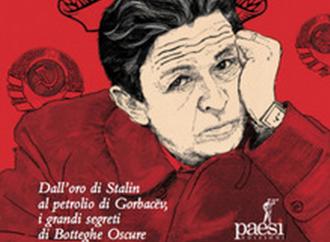 """Dall'oro di Stalin a Berlinguer, in un libro i segreti """"rossi"""""""